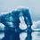 Thumbnail: Ice Lagoon // 04 // Original Cyanotype Print
