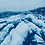 Thumbnail: Glacier // 44 // Original Cyanotype Print