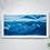 Thumbnail: Hverfjall // 38 // Original Cyanotype Print