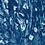 Thumbnail: Texture // 17 // Original Cyanotype Print