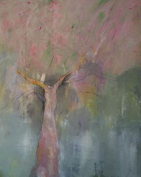 2010-l'arbre rose 116X89-2.jpg