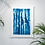 Thumbnail: Pillar // 42 // Original Cyanotype Print