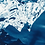 Thumbnail: Diamond Beach // 12 // Original Cyanotype Print