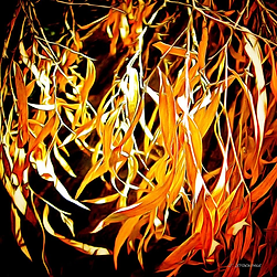 Golden 1, Art, Canvas Prints, Abstract Art, Wall Art, Paintings