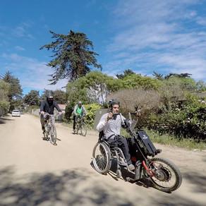 Abriendo ciclo rutas inclusivas