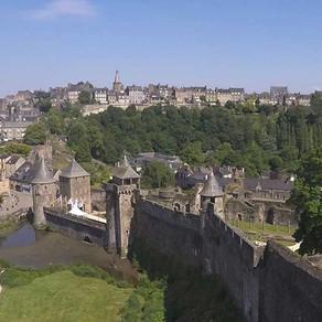 El castillo de Fougères
