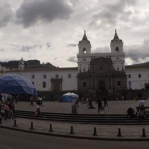 Un día por el centro histórico de Quito