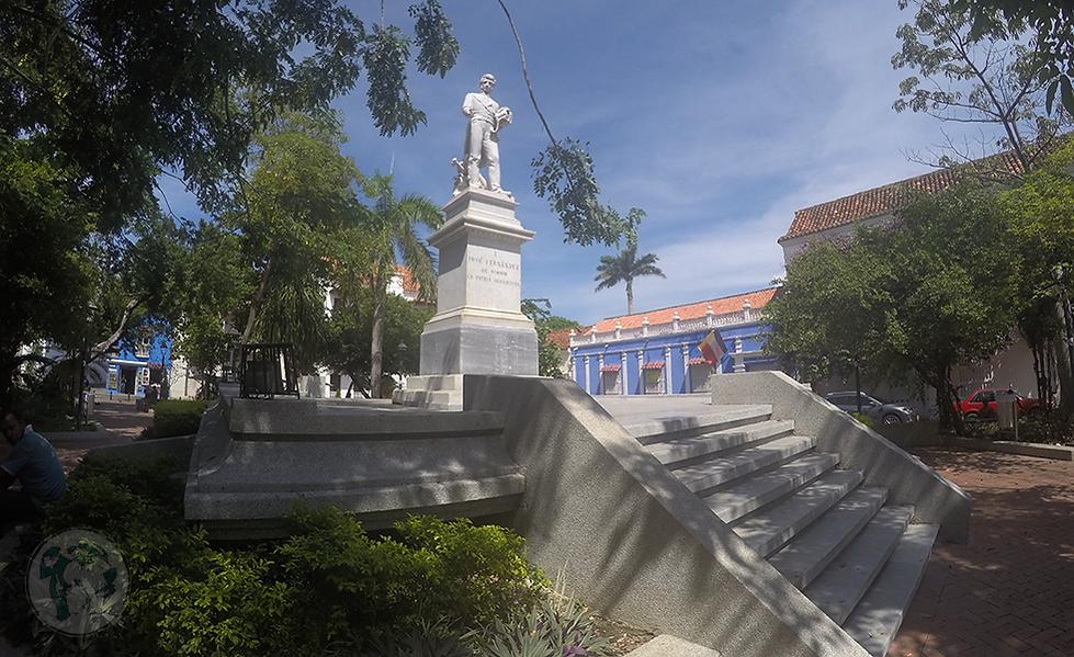 Plaza Fernandez de Madrid