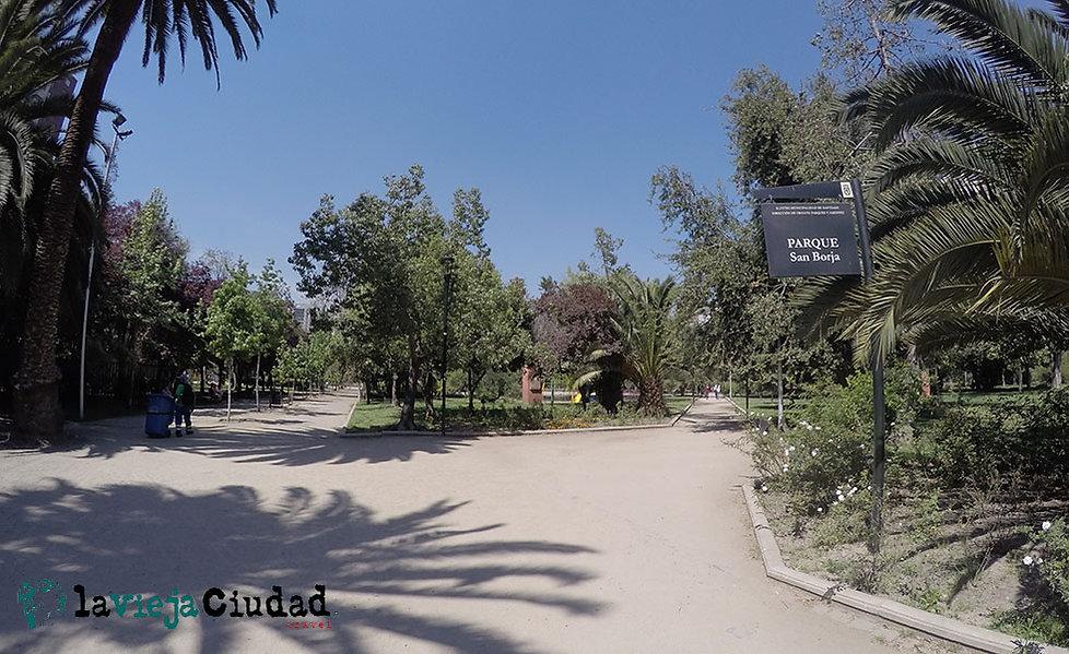 Parque San Borja