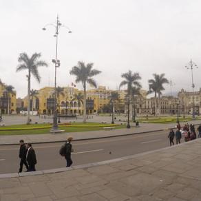 Un día por las calles de Lima