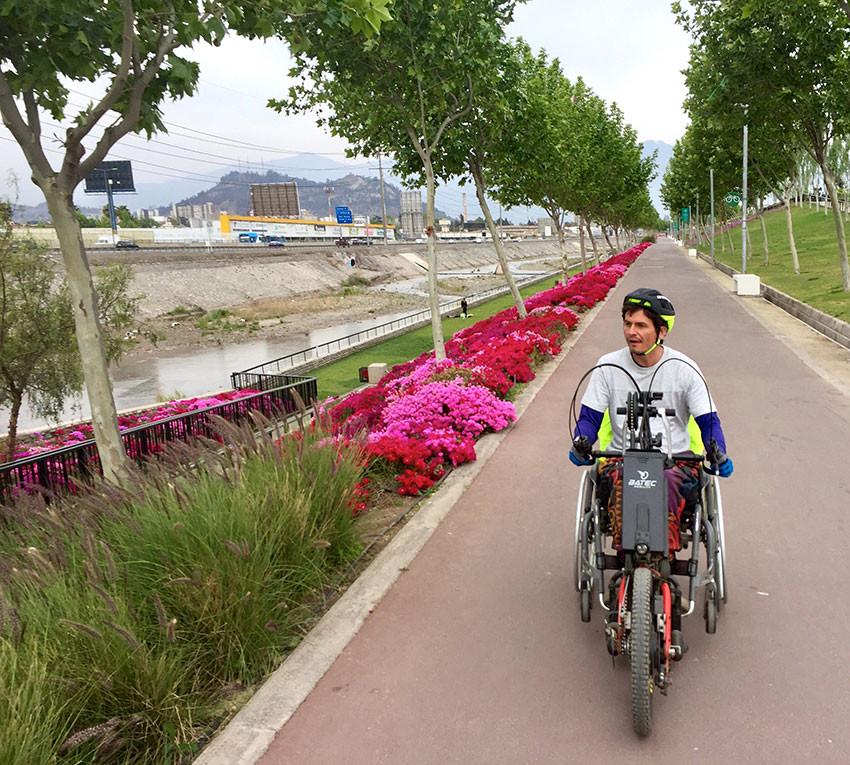 Ciclo Ruta Santiago