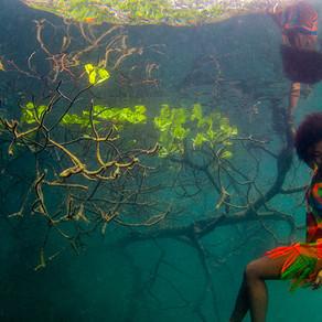 Desde el fondo del mar