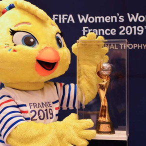 Mundial femenino de Fútbol Francia 2019