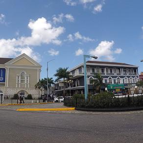 Sam Sharpe Square en Mobay