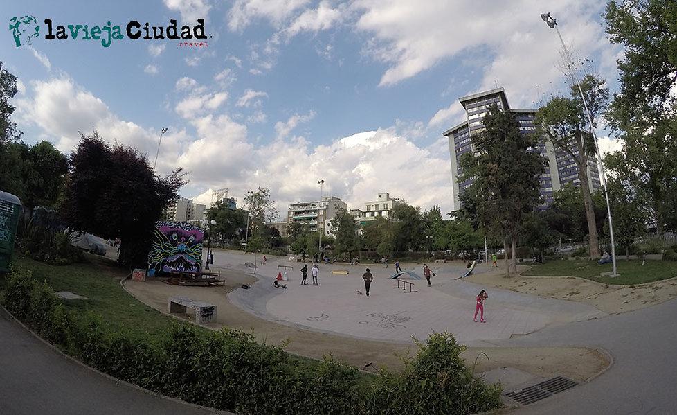 Parque Bustamante