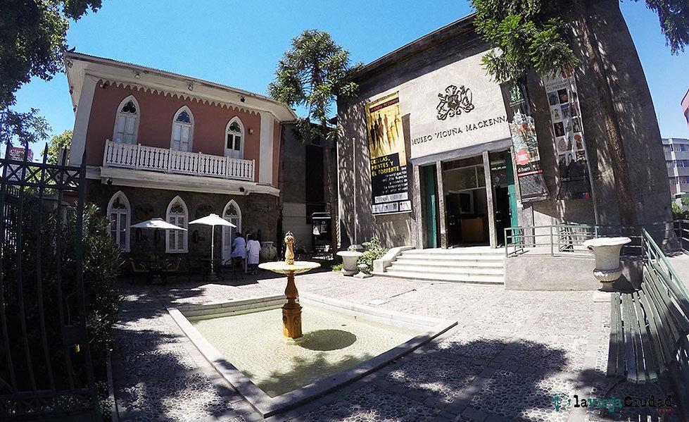 Vicuña Mackenna Museum
