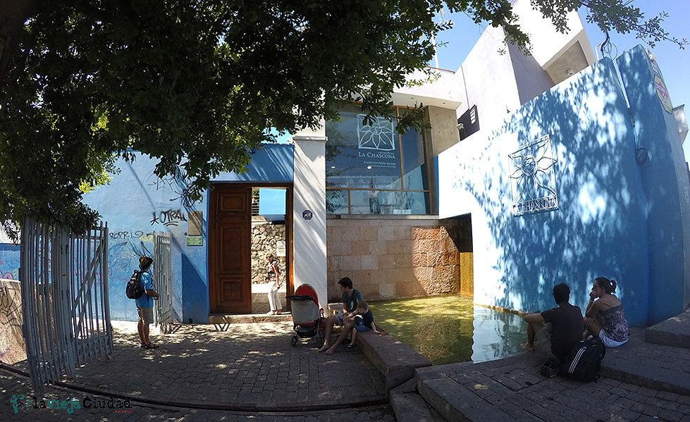 House Museum La Chascona