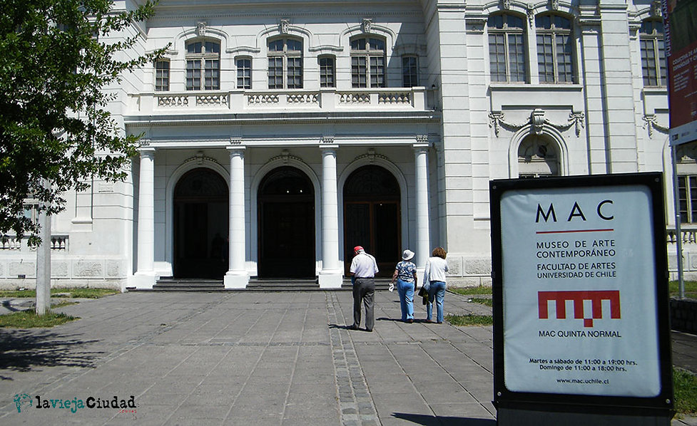 Contemporary Art Museum Quinta Normal