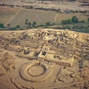 Descubriendo la milenaria ciudad sagrada de Caral
