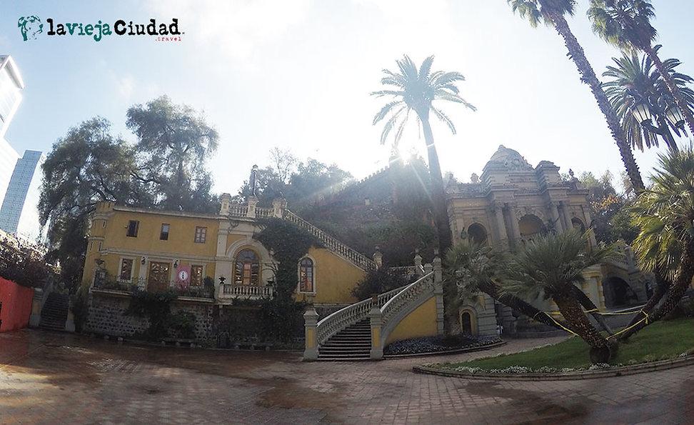 Oficina Cerro Santa Lucía