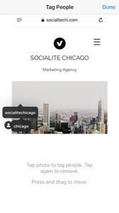 SociaLite Chicago Instagram