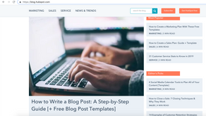5 Best Marketing Blogs Now: [2019]