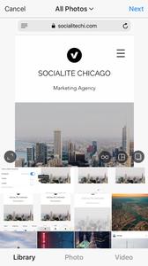SociaLite Instagram Photo