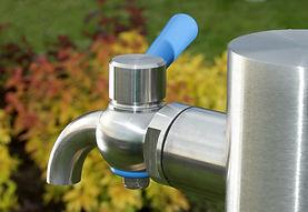 Zahradní vodovodní sloupek mcRobin