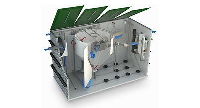 Kontejnerová ČOV Bio Cleaner
