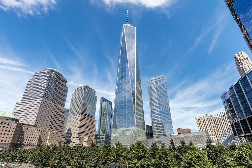 One World Trade Cenrter In New York