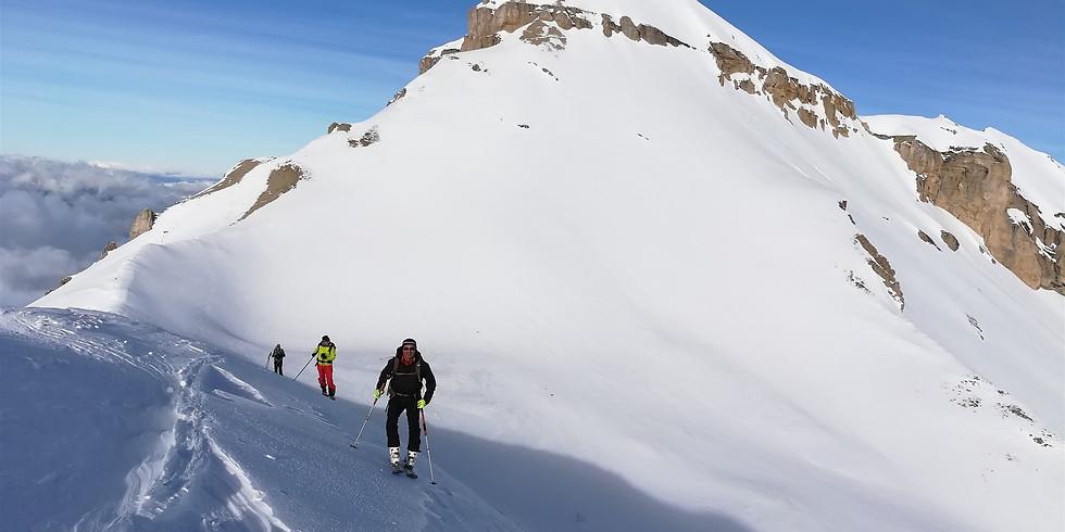 Raid 5j ski de randonnée (à confirmer)