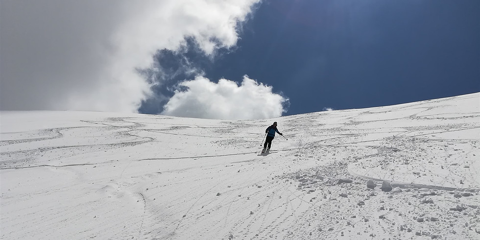 Journée ski de randonnée