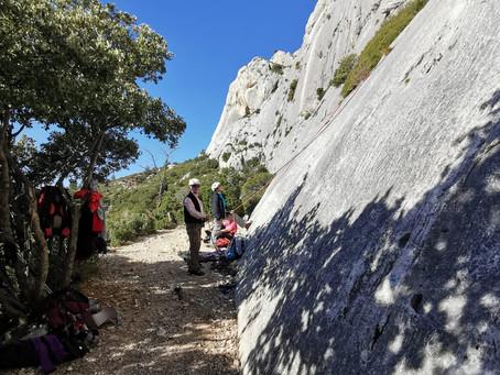 Club USPEG montagne Marseille - CR de la semaine 7 (février)