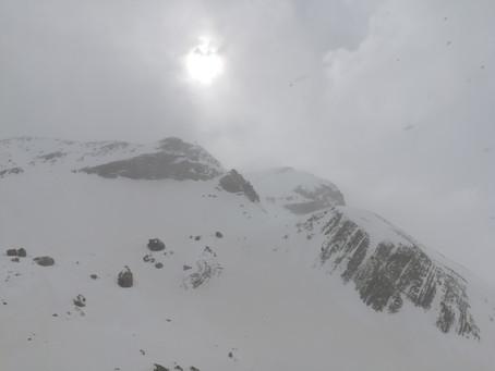 CR activités USPEG Montagne Marseille - Semaine 8 - Février