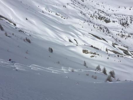 CR activités USPEG Montagne Marseille - Semaine 11 - Mars