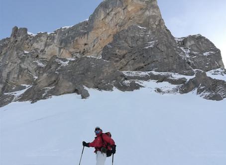Première sortie ski de la saison