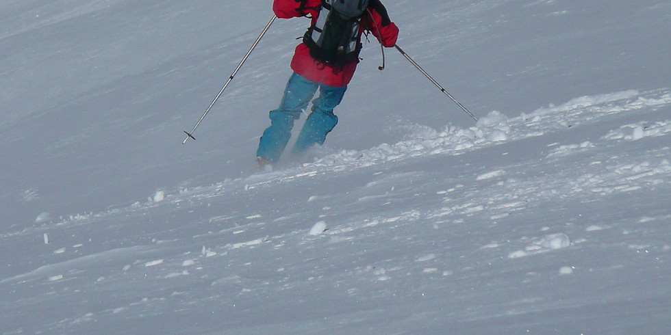 Journée Ski de randonnée - ANNULEE COVID19