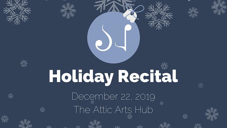 SJS Holiday Recital 2019