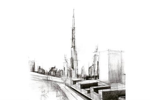 The Evolution of Downtown Dubai