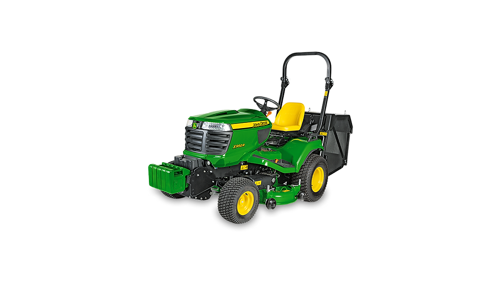 "John Deere X950R - Low Dump - 54"" Collector"
