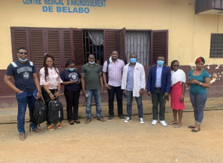 Jembi Support for the Cameroon National EMR