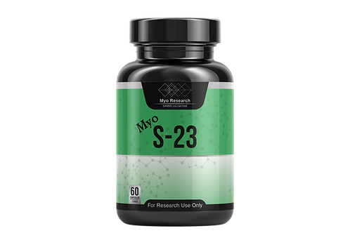 S-23 10mg (90 or 60 Capsules)