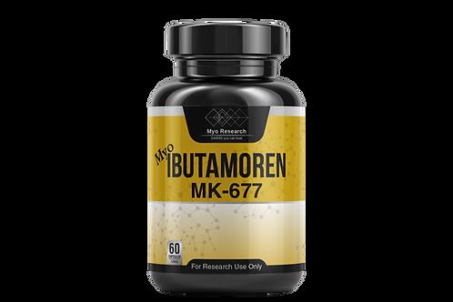 Ibutamoren MK-677 10mg (90 or 60 Capsules)