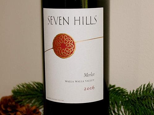 Seven Hills Merlot, Columbia Valley, WA