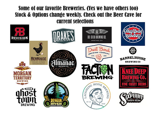 Some Favorite Breweries