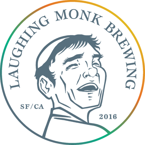 Laughing Monk Holy Ghost Pilsner