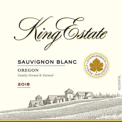 King Estate Sauvignon Blanc, Oregon