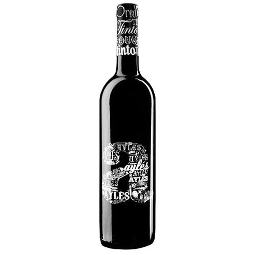 """Pago Ayles """"A"""" Red Blend, Aragon, Spain"""