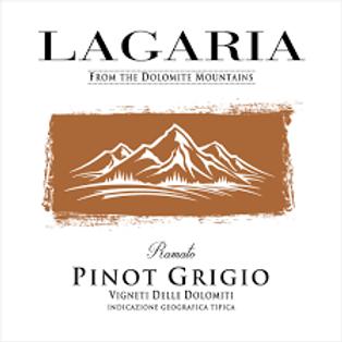 Lagaria Ramato Pinot Grigio, Italy