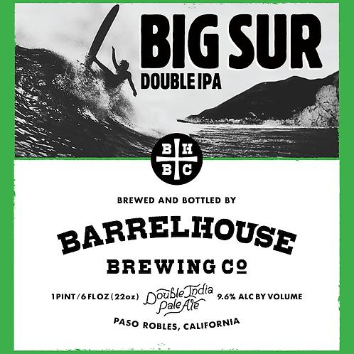 "Barrel House ""Big Sur"" DIPA, Paso Robles"